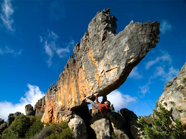 Rocklands, SOUTH AFRICA